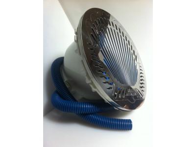In wall speaker - Inox 316L  front